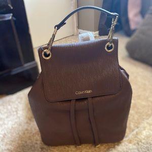 Brand New Calvin Klein Backpack Bag